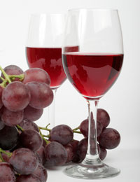 Red grapes and red wine may protect against hearing loss
