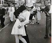 Sailor in iconic Times Square pic `was dating another woman when he kissed nurse`