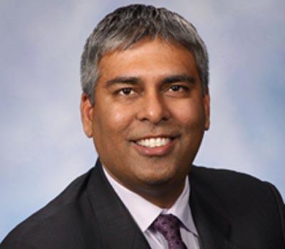 Indian-American Sam Singh