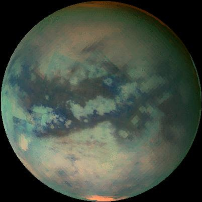 Saturn's moon Titan's polar wind makes it more Earth-like than we thought