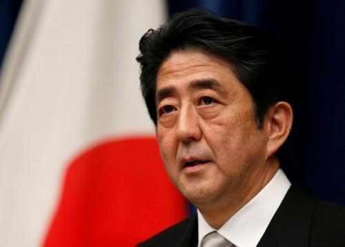 Image result for Shinzo Abe,.