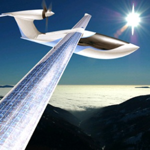 Solar-powered plane to fly around the world in 2015