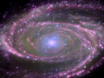 Spiral galaxy`s supermassive black hole weighed for 1st time