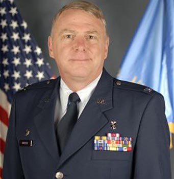 Army Col Steve Warren