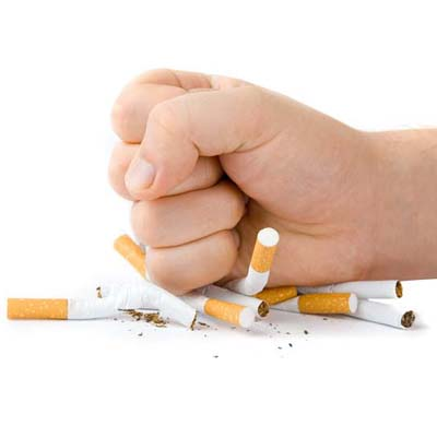 Weak brain connection won't let you stop smoking!