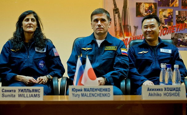 Astronauts to hold Summer Olympics aboard Space Station