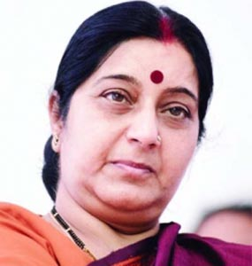 India-China border standoff resolved: Sushma Swaraj