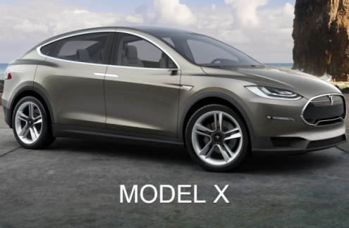 Tesla's newest Model X to pay more attention to 'needs of women'