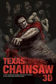 `Texas Chainsaw 3-D` no. 1 film with $23 million in box office sales