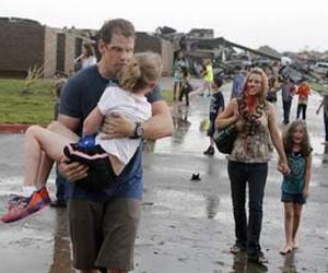 51 killed as powerful tornado slams Oklahoma City