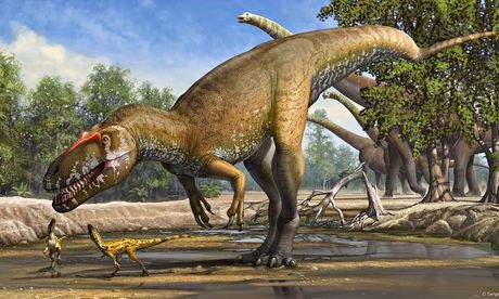 150 mln-year-old dinosaur found in Portugal may be largest land predator from Europe