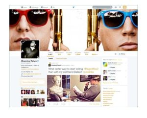 Twitter's new look 'borrows a page' from Facebook