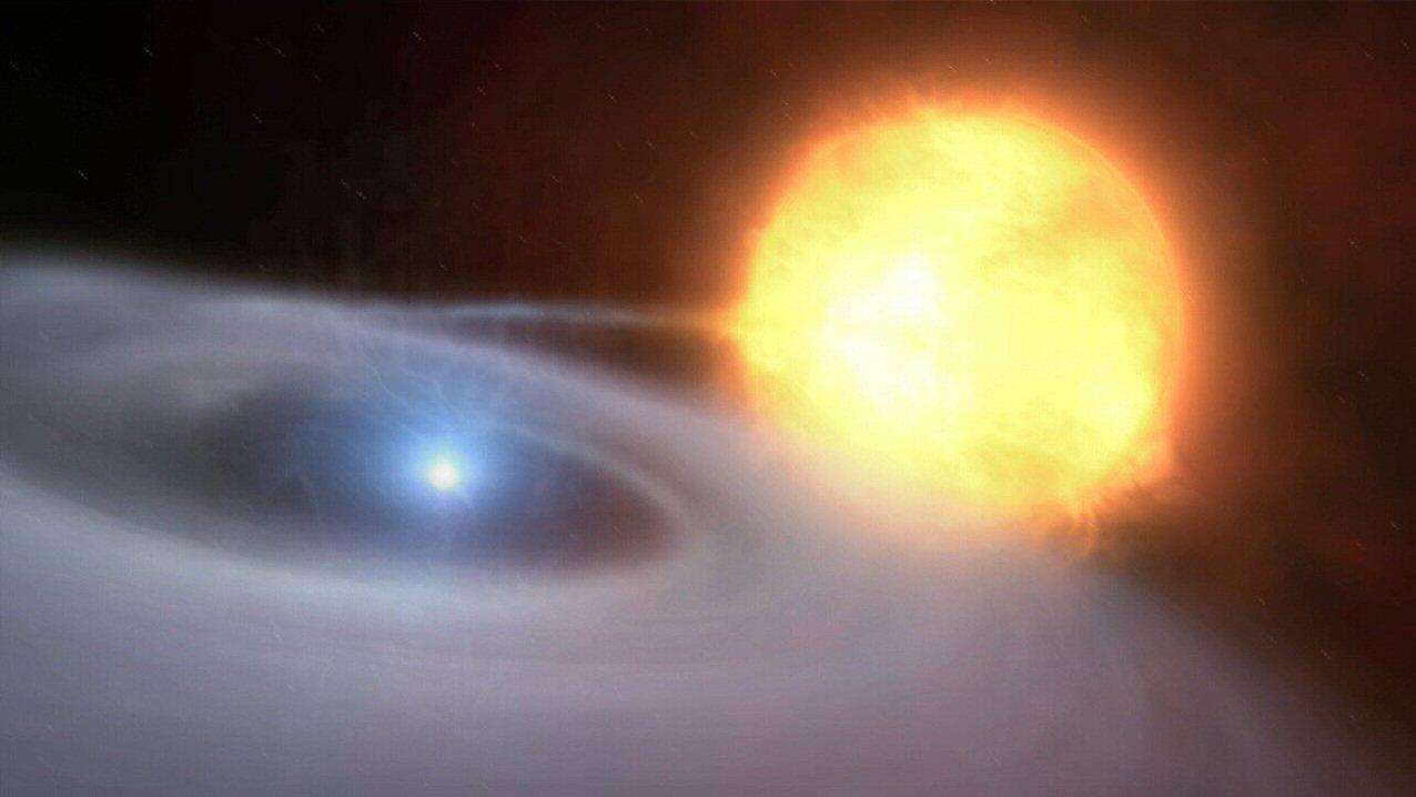 Supernovae help gauge power of cosmic lenses