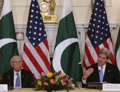 US,Pak strategic dialogue to be held on 29 Feb in Washigton D.C