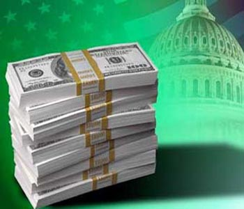 US records USD 71 billion budget surplus in June