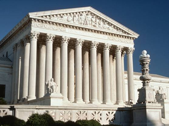 should supreme court cases be italicized in an essay