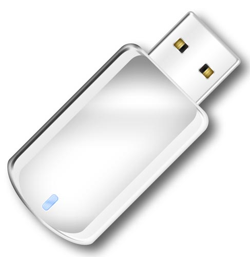 A USB drive for faster transfer of mobile files