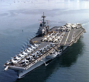 USS Ranger featured in 'Top Gun' set to be dismantled for single penny
