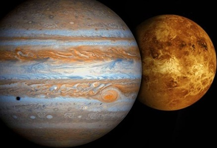 Venus, Jupiter to Converge in Night Sky on June 30
