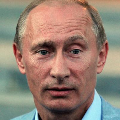 Vladimir Putin 'desperate to use Sarah Palin's predicting powers'!