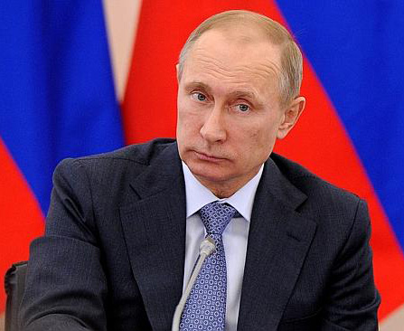 Russia's Vladimir Putin says will respect Ukraine vote