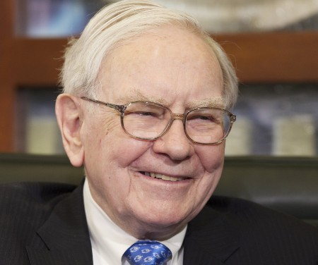 Berkshire Hathaway CEO Warren Buffett likens stock market to 'a drunken psycho'