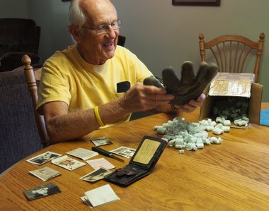 US man's lost wallet and baseball glove finds way back home 70 yrs later