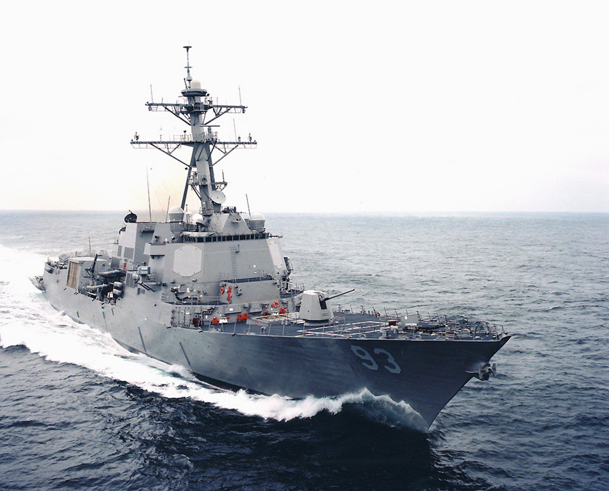 attacking American naval ships in the Indian Ocean, Xinhua reported