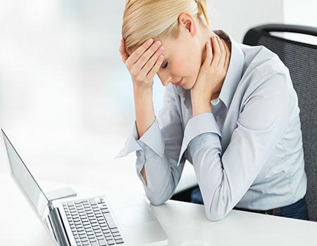 Checking work emails after office hours lead to stress