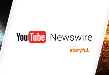 YouTube launches YouTube Newswire that will feature verified eyewitness videos o