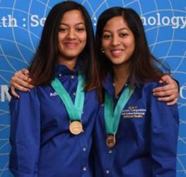Indian teens get $100K prizes in Siemens science contest