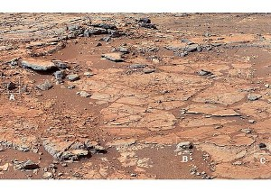 Ancient Martian fresh water lake could have sustained life