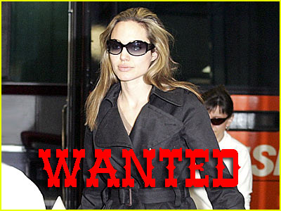Jolie's 'Wanted' Sets New Box Office Records!