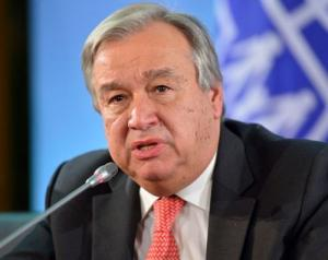 UN Secretary General Guterres pledges to work for peace, development, reformed United Nations