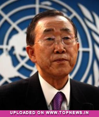Ban Ki-moon quips about being `jealous` of Psy's `Gangnam Style` fame