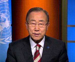 Israelis and Palestinians must 'rebuild trust in each other': Ban Ki-moon