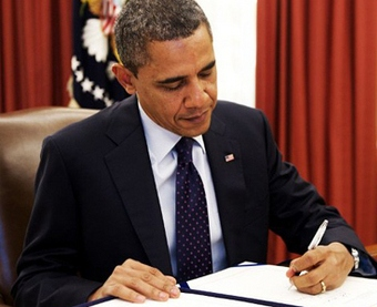 Obama signs defense bill