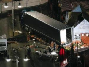 Berlin attack: ISIS claims it inspired deadly truck assault at market