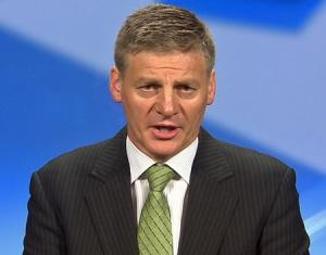 Bill English sworn-in as New Zealand's new PM