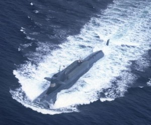 China reportedly shows off next-gen submarine at PLAN