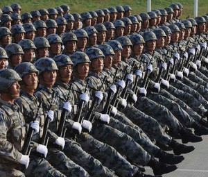 China to join military exercise with US, Australia