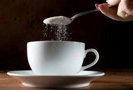 2 common sweeteners in diets differ in their effects on body