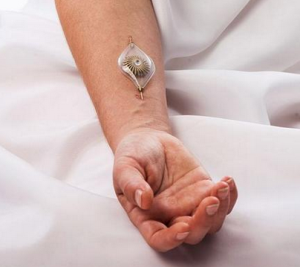Now wear ''Energy Addicts'' jewelry to charge your phone with blood flow
