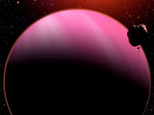 Water vapor detected on Neptune-size exoplanet for 1st time ever