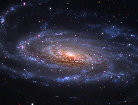 How galactic spiral arms form reavealed