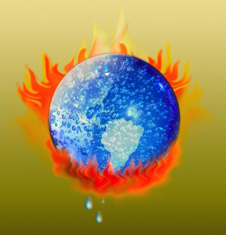 Earth''s hot past points to drastic global warming