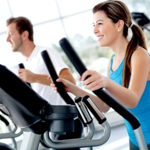 Dating while working out latest trend in NYC
