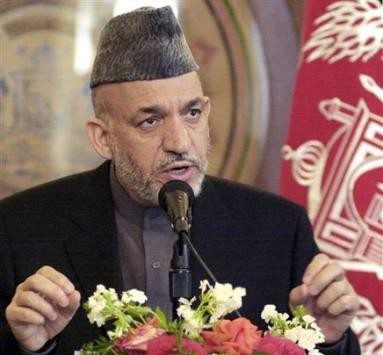 Karzai's willingness to talk to Taliban gratifies US