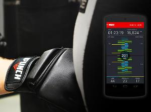 Now, improve your punch with 'smart' iPunch boxing gloves