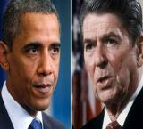 Obama's popularity equivalent to Ronald Reagan's, say analysts